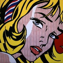 Affiches Roy Lichtenstein