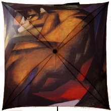 Franz Marc Umbrella