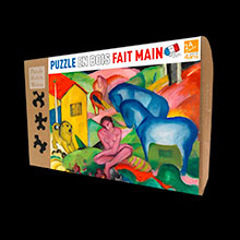 Franz Marc Puzzles for kids