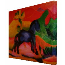Reproductions sur toiles Franz Marc