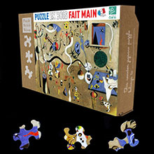 Miro Puzzles for kids