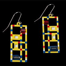 Mondrian jewels