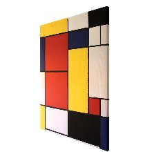 Mondrian Canvas prints