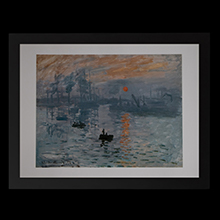 Claude Monet Framed print