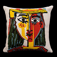 Pablo Picasso cushions