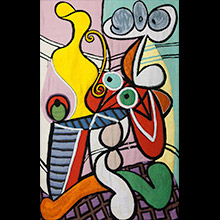 Pablo Picasso tapestry