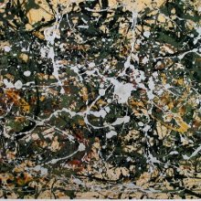 Affiches Jackson Pollock