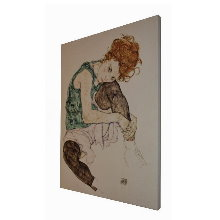 Reproductions sur toiles Schiele