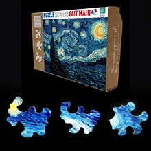 Van Gogh Puzzles for kids