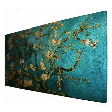 Van Gogh prints on canvas