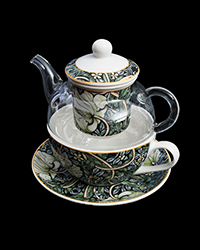 Tea for One Tazza e Teiera : Van Gogh