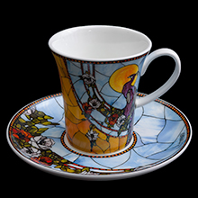 Mug, tasse Louis C. Tiffany