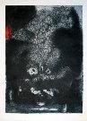 Antoni CLAVE : Gravure originale signée et numérotée : Guerrier