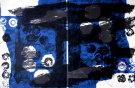 Antoni CLAVE : Lithographie originale signée et numérotée : Trobadors 2