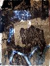 Antoni CLAVE : Lithographie originale signée et numérotée : Trobadors