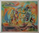 André Masson : Original Lithograph : Aurore (1946)