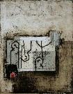 Bernard REMUSAT : Lithographie originale : Asbru