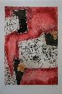 Bernard REMUSAT : Lithographie originale : Döle