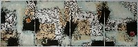 Bernard REMUSAT : Lithographie originale : Tuna IV