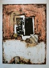 Bernard REMUSAT : Lithographie originale : Rives