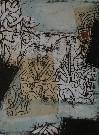 Bernard REMUSAT : Lithographie originale : Tuna III