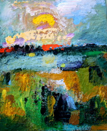 Guy Departe, Petit format 03, 2009
