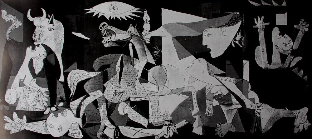 Exceptionnel Pablo Picasso : Guernica, histoire d'une toile, regard sur l'horreur PH53