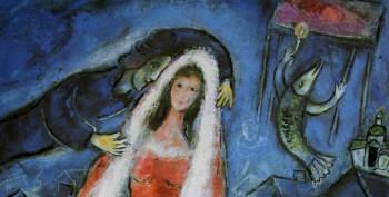 Beautiful La Mariee Marc Chagall Ideas - Joshkrajcik.us - joshkrajcik.us