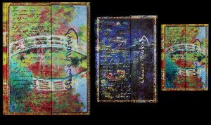 Diari Paperblanks Claude Monet, (n°1)