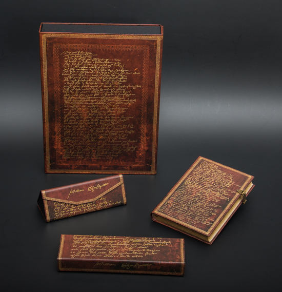 Collection Paperblanks William Shakespeare : 400ème anniversaire