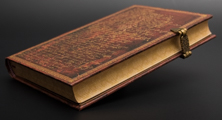 Carnet Paperblanks midi William Shakespeare