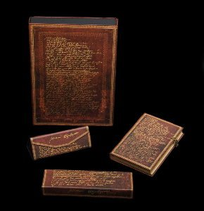 Paperblanks William Shakespeare, (n°2)