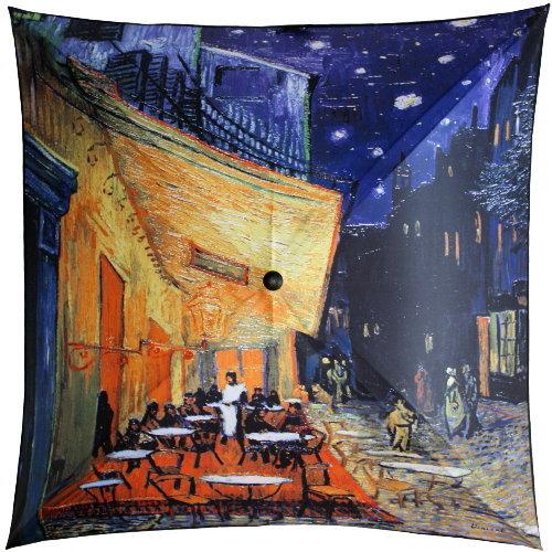 El Paraguas Cuadrado Y Artístico Vincent Van Gogh