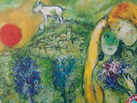 Chagall puzzles