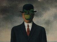 Magritte Puzzles