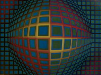 Vasarely Puzzles