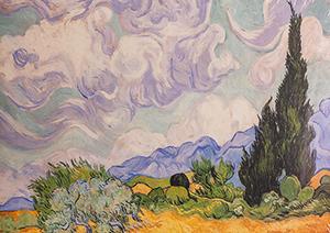 Rompecabezas Vincent Van Gogh 1000p 1500p 2000p