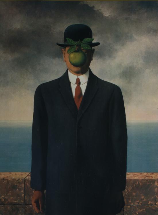 Puzzle D Art 1500 Pi 232 Ces Ren 233 Magritte Le Fils De L Homme