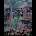 Puzzle enfant : Raoul Dufy : Paris au Printemps