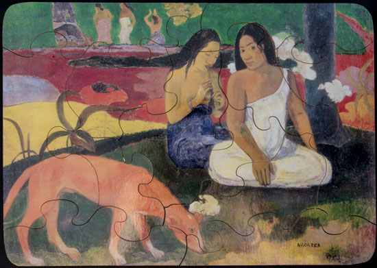 Paul Gauguin : Arearea