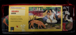 Trousse puzzle enfant Paul Gauguin : Arearea