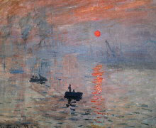 Tela Claude Monet