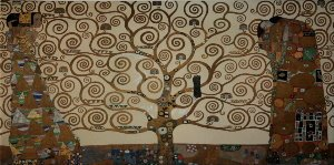 Gustav Klimt canvas print : The tree of life