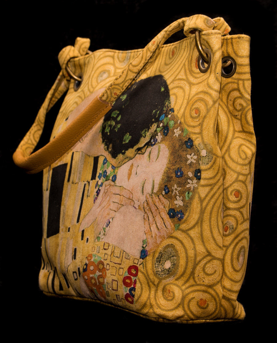 Gustav Klimt Handbag The Kiss Model N 176 12
