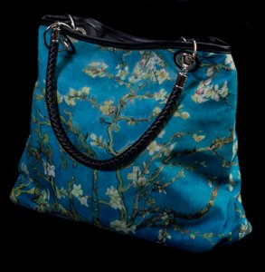Van Gogh Handbag : Almond Branches in Bloom