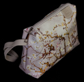 Vincent Van Gogh handbag  :  Almond Branches in Bloom (white) (detail n°8)